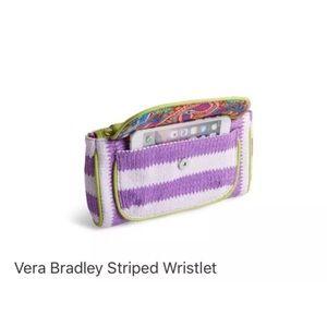 Vera Bradley clutch/wristlet